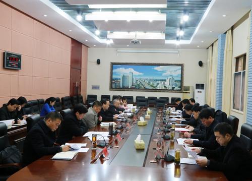 市监察体制改革试点工作小组召开第一次会议