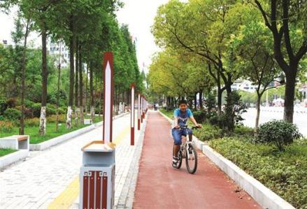 让绿色成为这座城市最动人的底色