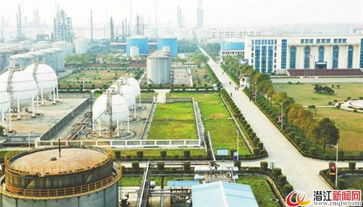 循环经济成为潜江化工企业发展的绿色引擎