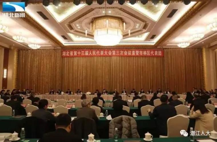 舒敏代表:建议省级层面打造潜江龙虾区域公用品牌