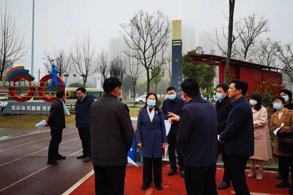 市人大常委会开展《湖北省全民健身条例》贯彻实施情况专题调研